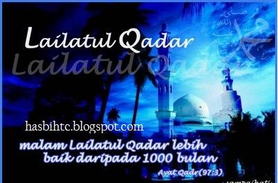 Hikmah Ramadhan dan Keajaiban Lailatul Qadar
